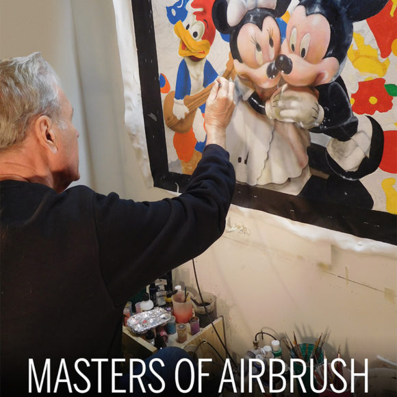 Masters of Airbrush: Contemporary Airbrushed Realism