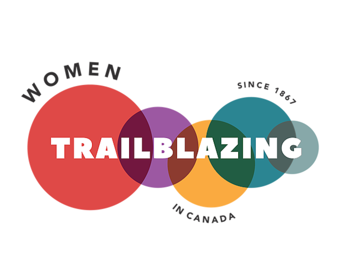 Trailblazing: Women in Canada since 1867